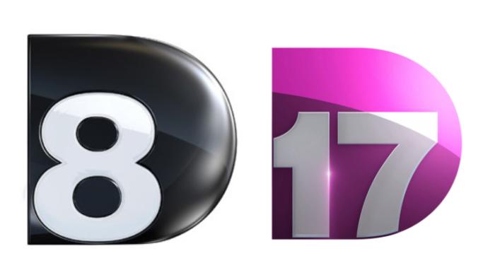 D8 et D17