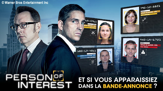person of Interest jeu 1