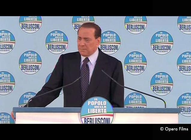 Berlusconi le roi Silvio 3