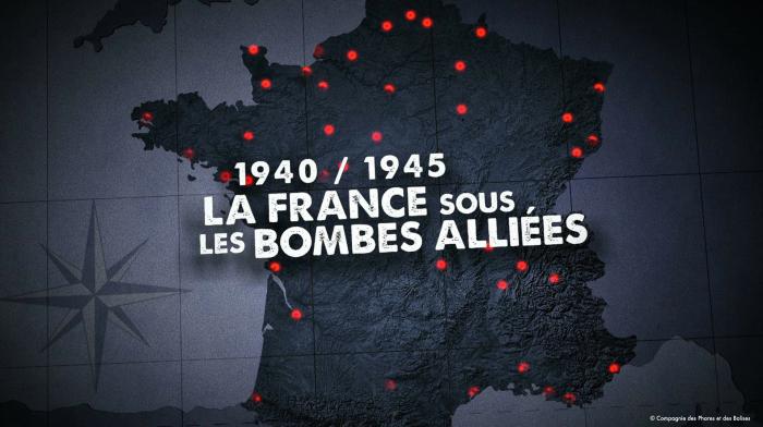 la france sous les bombes alliées 1