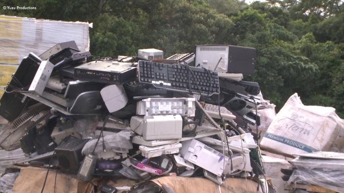 La tragédie électronique 1